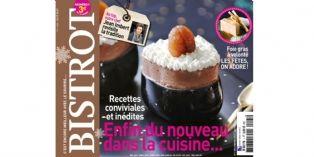 Bauer Media France lance Bistro, un magazine sur la 'bistronomie'