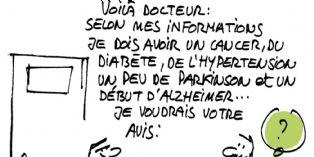 54% des Français de plus en plus préoccupés par les questions de santé