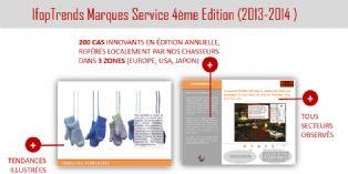 Ifop sort la quatrième édition du cahier de tendances Marques Service