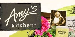 Amy's Kitchen la marque américaine végétarienne bio et sans gluten prend pied en France