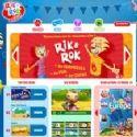 Auchan sort un site ludique dédié aux 5-10 ans