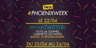 Sosh fait sa Phoenix Week sur les réseaux sociaux