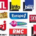 Audiences : RTL en tête, France Info dans le creux de la vague