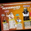 Mondadori sort 'Fort Boyard Magazine'