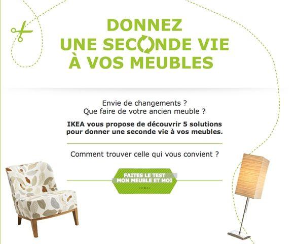 seconde vie aussi chez ikea. Black Bedroom Furniture Sets. Home Design Ideas