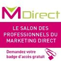 M-Direct : le marketing direct tient salon