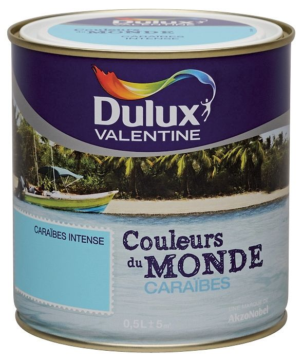 couleur du monde dulux valentine excellent fabulous dulux valentine couleurs peinture tendance. Black Bedroom Furniture Sets. Home Design Ideas