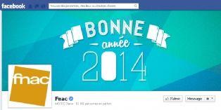 Comment les marques ont souhaité la nouvelle année sur Facebook