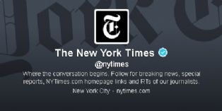 Comment le New York Times utilise Twitter
