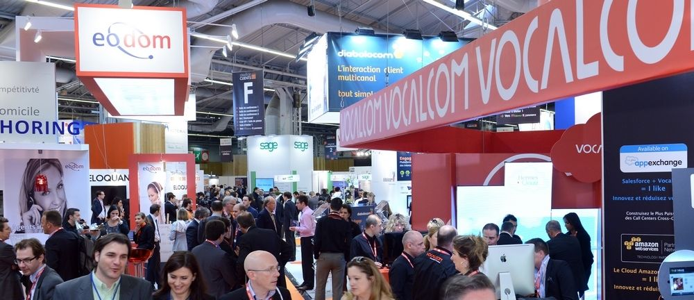 Le salon strat gie clients accueille e marketing pour son for Salon e marketing porte de versaille