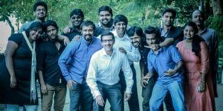 L'équipe de the LINKS India