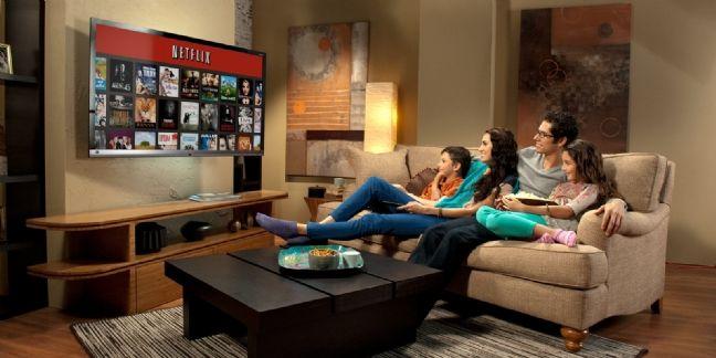 Netflix débarque sous embargo
