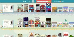 Posse, le réseau social entre Yelp, Foursquare et Pinterest