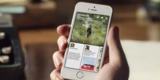 Facebook présente Paper, sa nouvelle appli mobile