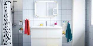 La salle de bain nouvel espace à conquérir