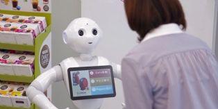Des stars pour un Nespresso en Italie et des robots pour un Nescafé au Japon