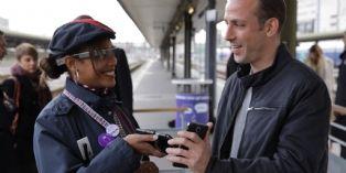 La SNCF teste les Google Glass pour le contrôle des billets