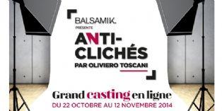 Balsamik lance le concept 'Anti-Clichés'