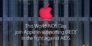 Apple va reverser une partie de ses bénéfices au Fonds mondial de lutte contre le SIDA