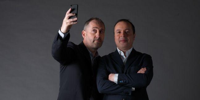 Olivier Moulierac et Mondher Abdennadher - Fondateurs des Napoléons