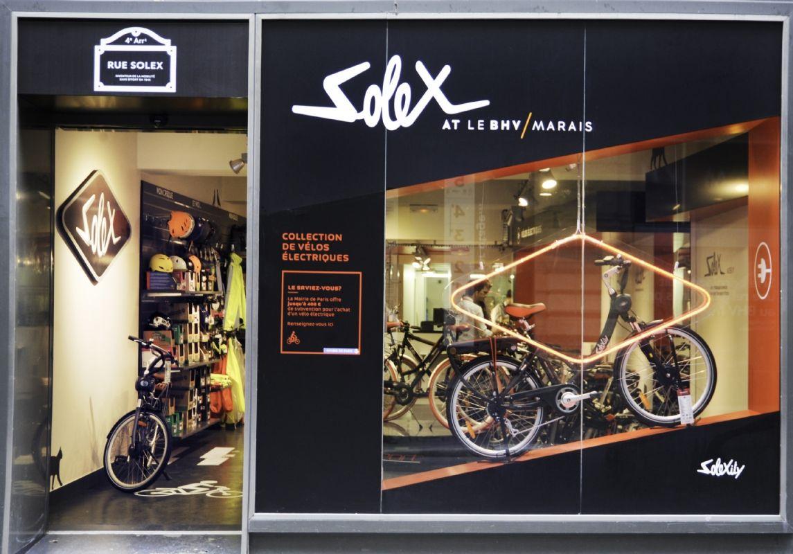 solex boutique