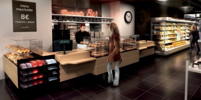 Monoprix ouvre son labstore à la gare Montparnasse