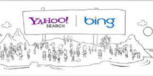 Yahoo Bing Network gagne des parts de marché