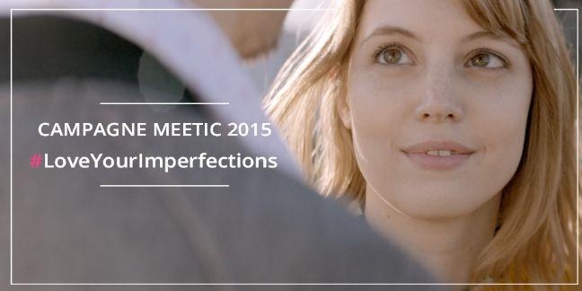 Meetic = première campagne européenne avec Buzzman