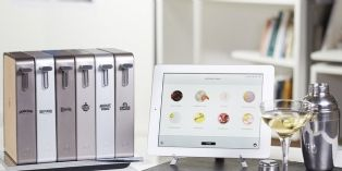 Pernod-Ricard innove avec un bar à coktail digital portable