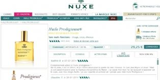 Nuxe analyse les feedbacks clients avec viavoo