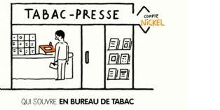 Nickel : le premier compte sans banque