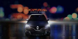 #CapturCall : comment Renault investit les réseaux sociaux pour son crossover