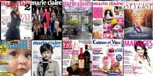 Amalric Poncet (groupe Marie Claire) : 'Nous travaillons à des solutions internes de print-to-mobile'