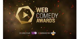 W9 et You Tube créent les Web Comedy Awards, la première remise de prix multi-écran