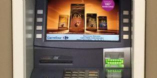 Le DAB : un affichage publicitaire en plein essor