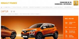 Renault mise sur un nouveau dispositif digital pour promouvoir ses modèles
