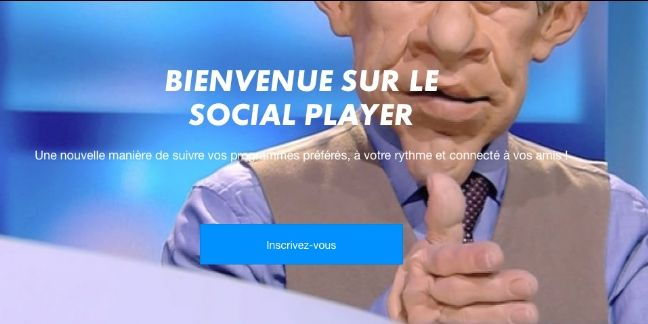 Canal + crée son Social Player