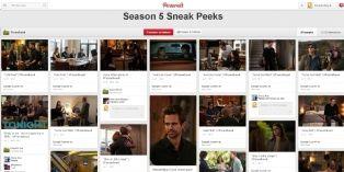 Comment les programmes TV américains utilisent Pinterest