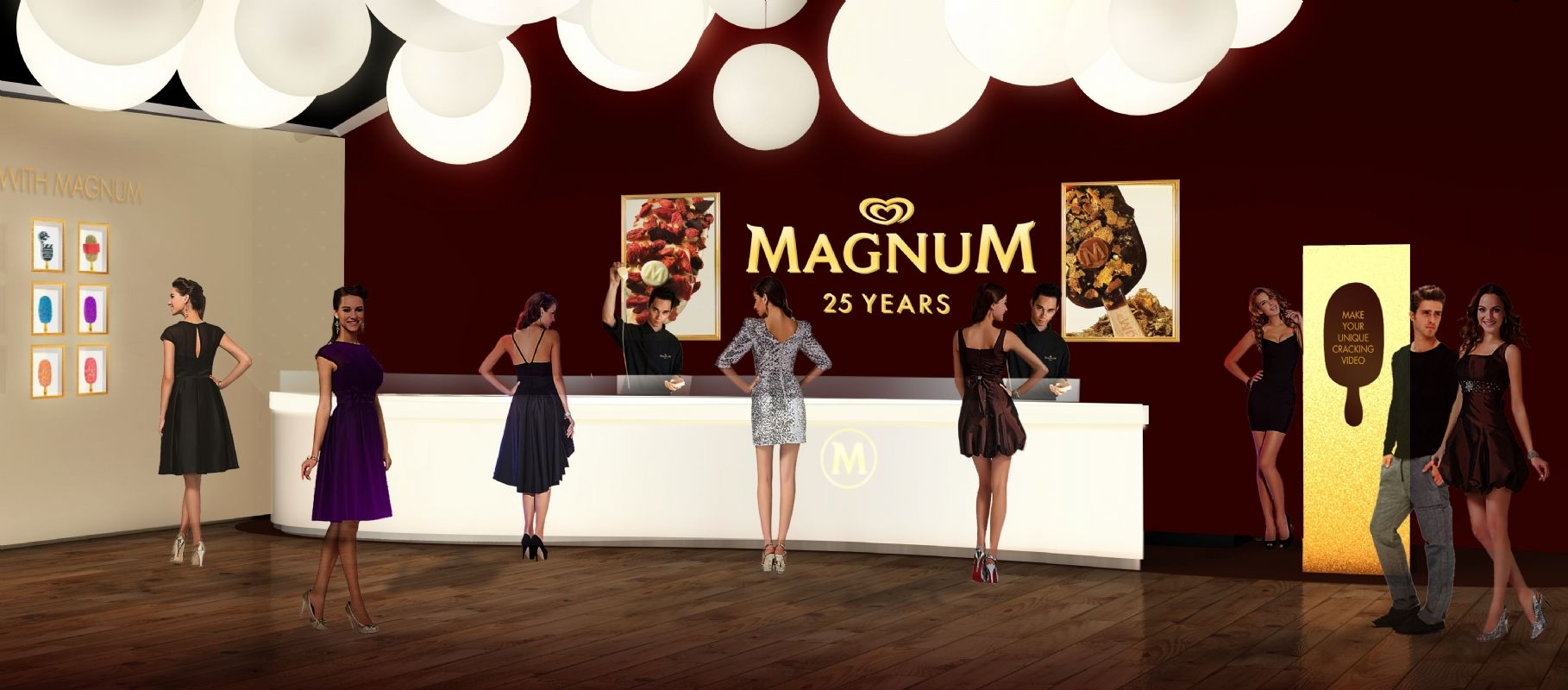 magnum unilever Magnum 12642460 likes 448 talking about this 7326 were here magnum, for pleasure seekers vie magnifique, a day without pleasure is a day lost.