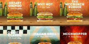 Grande-Bretagne : McDonald's invite ses clients à mettre leur propre burger à la carte de ses restaurants