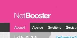 NetBooster ouvre une structure orientée ' utilisateur '
