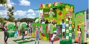 Le premier food truck pour enfants est fruité