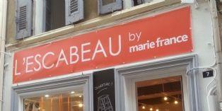 L'Escabeau by Marie France ouvre à Saint-Tropez