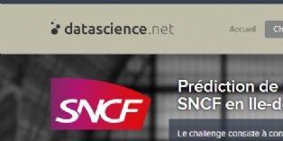 La SNCF lance un défi aux data scientists