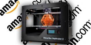 Amazon ouvre une place de marché dédiée à l'impression 3D