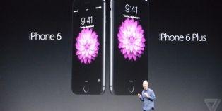 Précommandes record pour l'iPhone6