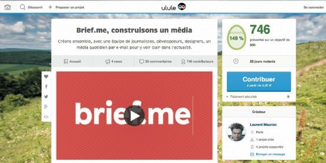 Brief.me applique l'innovation frugale