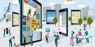 En 2014, aux Etats-Unis, le 'digital' a représenté 28% des investissements publicitaires