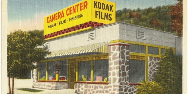 [Saga digitale] Kodak : non, le numérique ne l'a pas tué