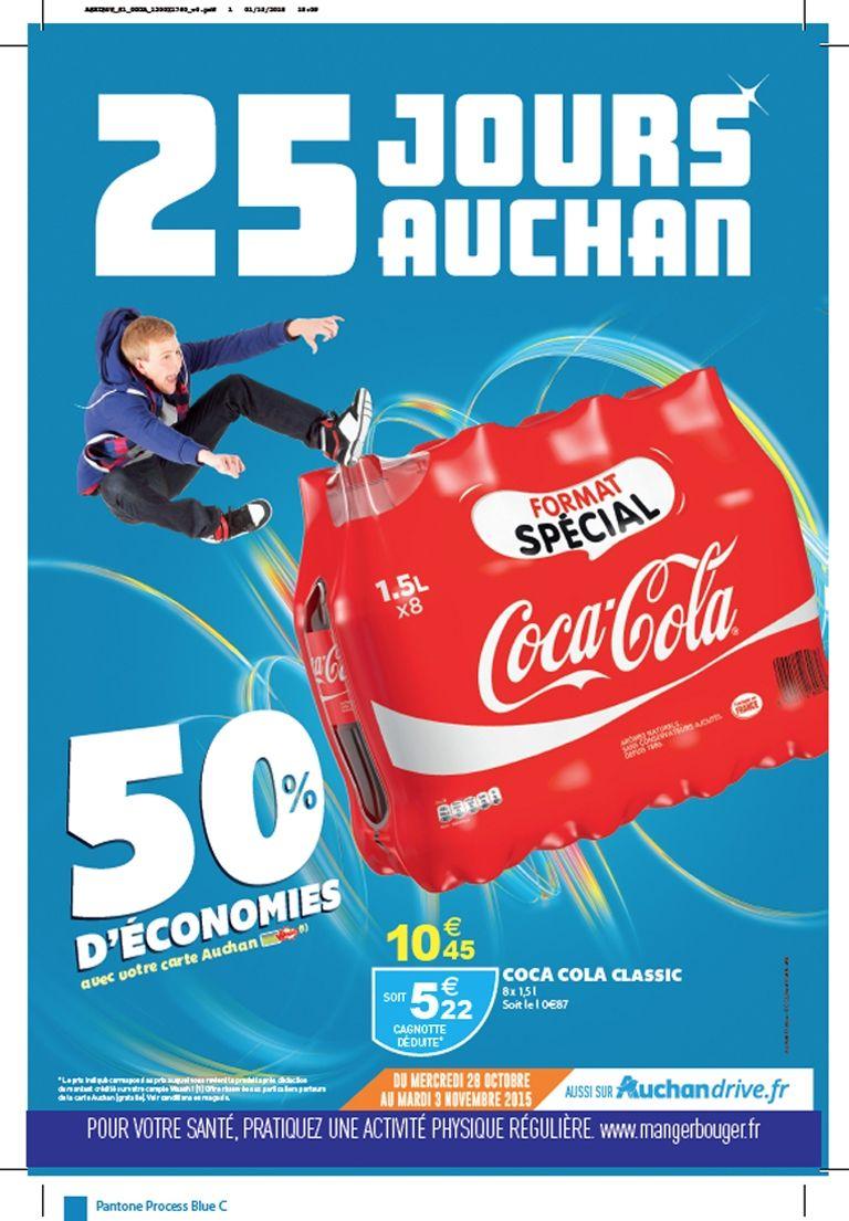 Carte Auchan Mise A Jour.Auchan Mise Sur Le Cross Canal Et La Geolocalisation Pour Sa
